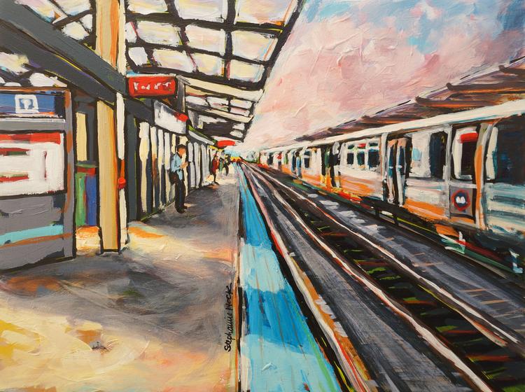 Stepahnie Hock+Evening+Train.jpg