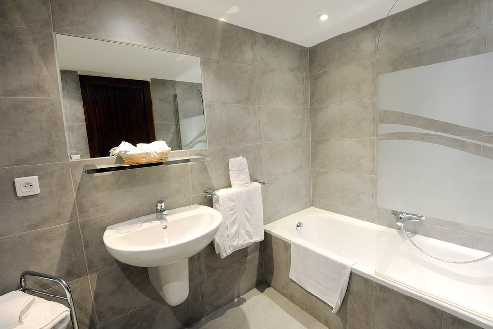 En- Suite bathroom