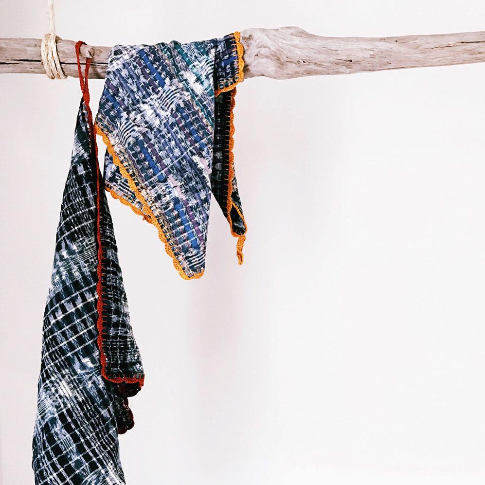 Tea Towels - set of 2 or 4   Kakaw Designs