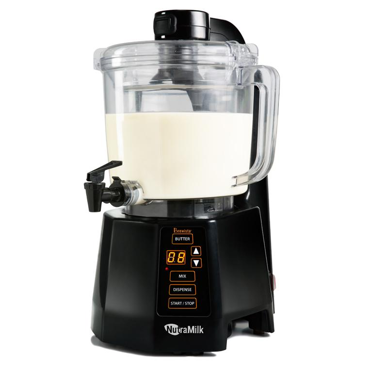 NutraMilk® Nut Processor (For making homemade zero waste nut butter and nut milk)   NutraMilk®