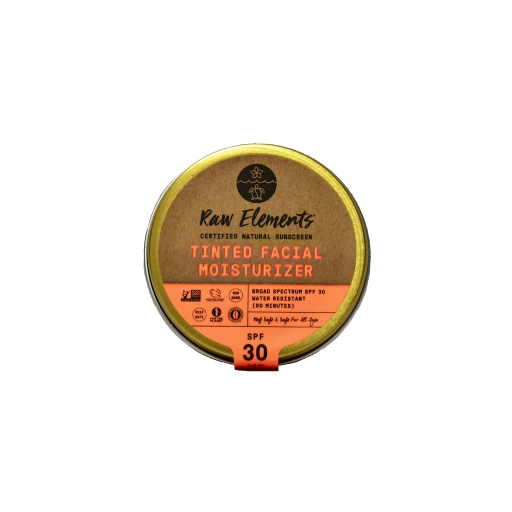 Tinted Moisturizer (ABBYSFOODCOURT10 for 10% off )   Raw Elements