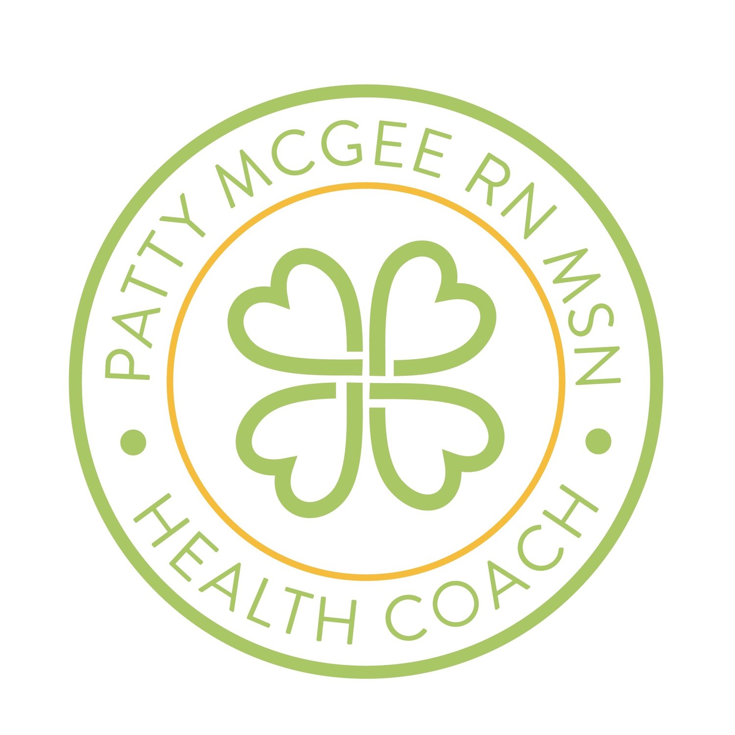 PATTY MCGEE, RN MSN HEALTH COACH