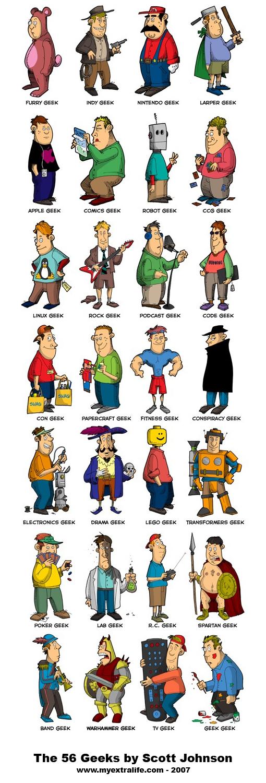 56-geek-types