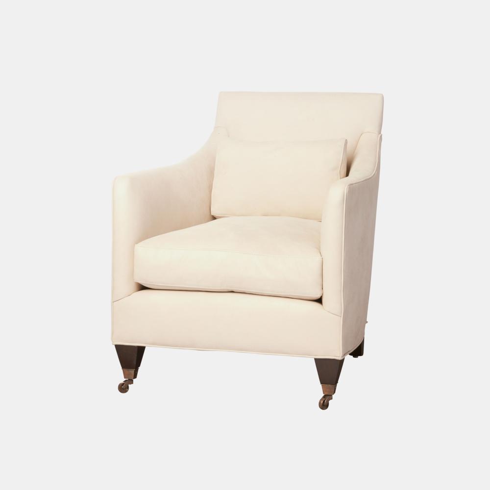 """Charles Chair  28""""w x 33""""h x 37""""d"""