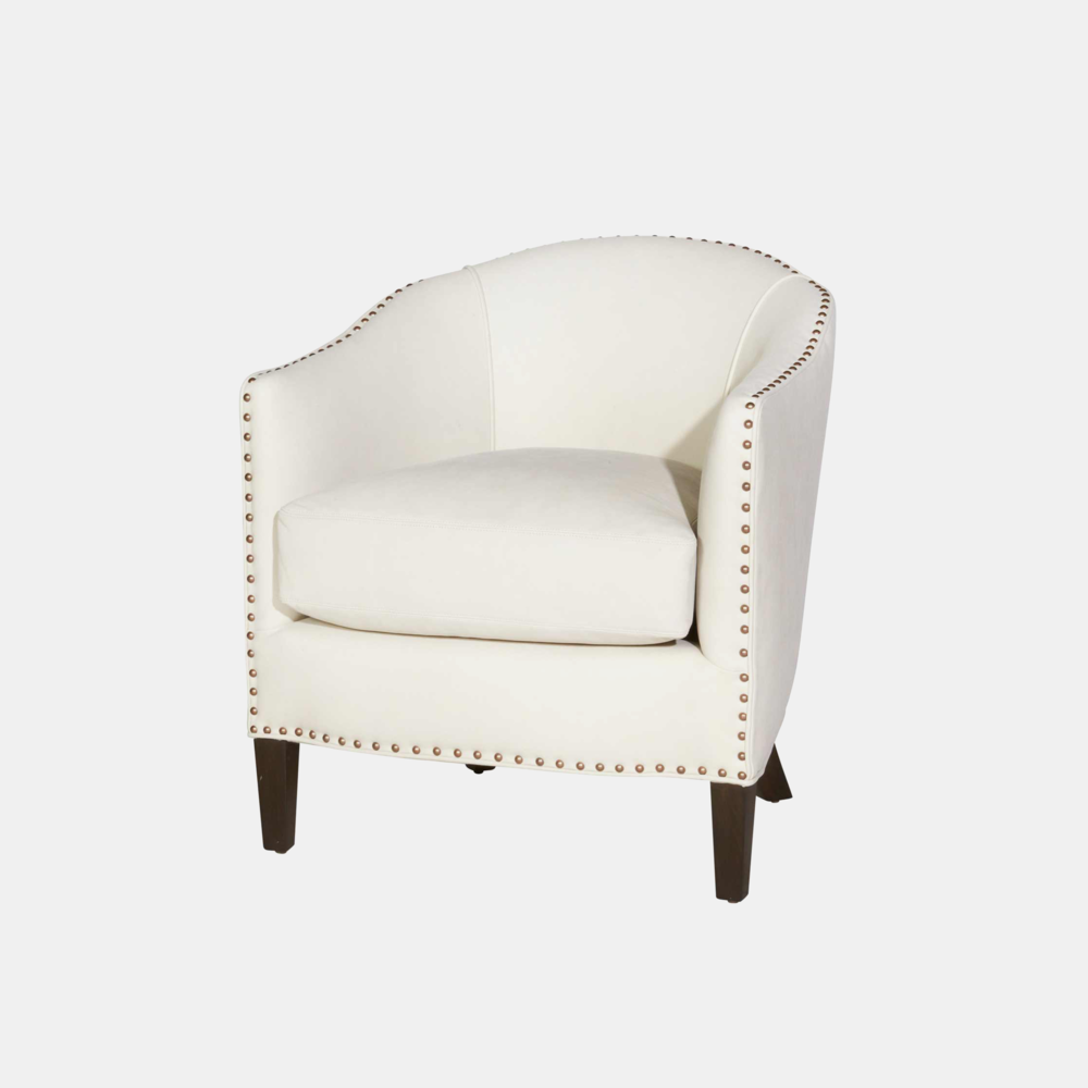 "Crescent Chair  28""w x 31""h x 29""d SKU1109CSC"