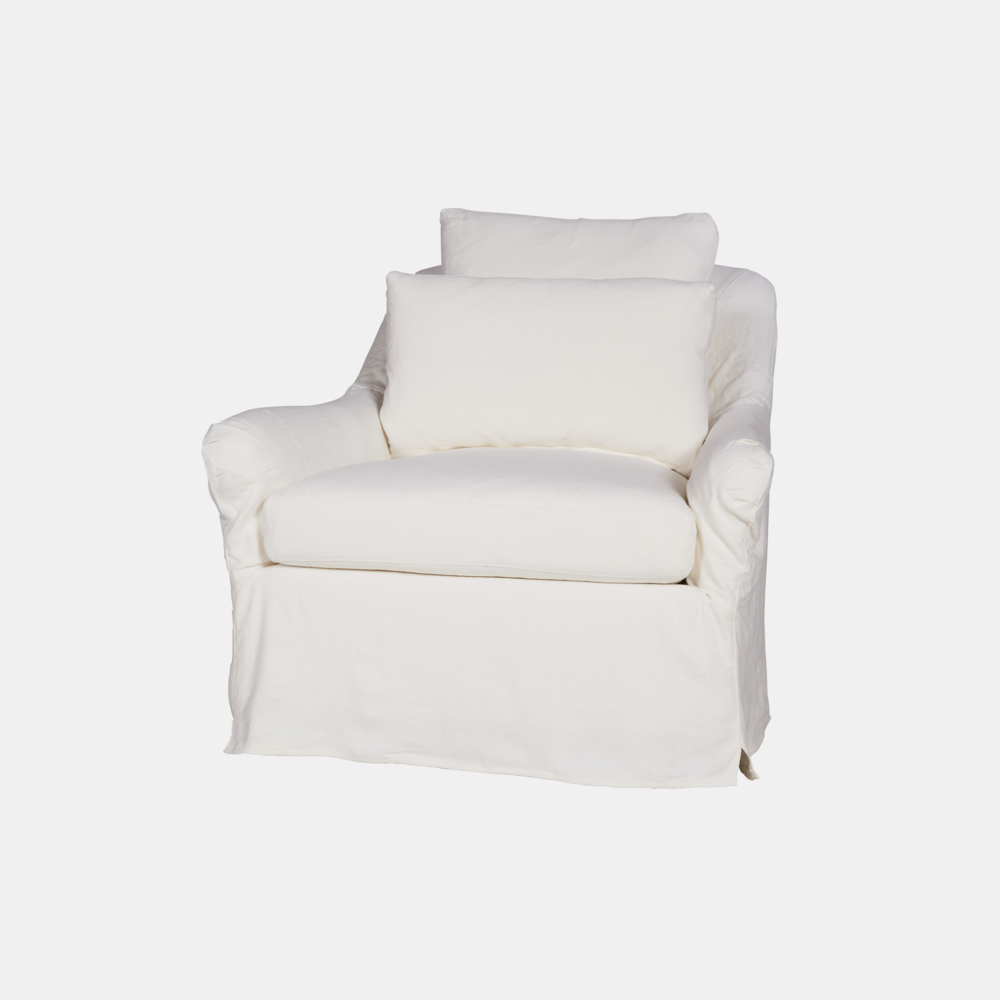 "Genevieve Chair  37""w x 32""h x 40""d Also available in chair and a half. SKU2239CSC"