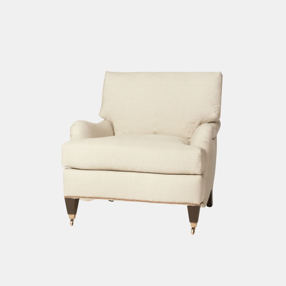 "Penelope Chair  34""w x 32""h x 38""d Also available as sofa. SKU5290CSC"