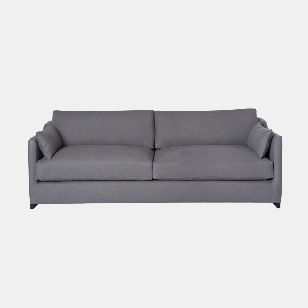 """Dexter Sofa  90""""w x 29""""h x 40""""d Also available as chair, mini chair, loveseat, and sectional. SKU1278CSC"""