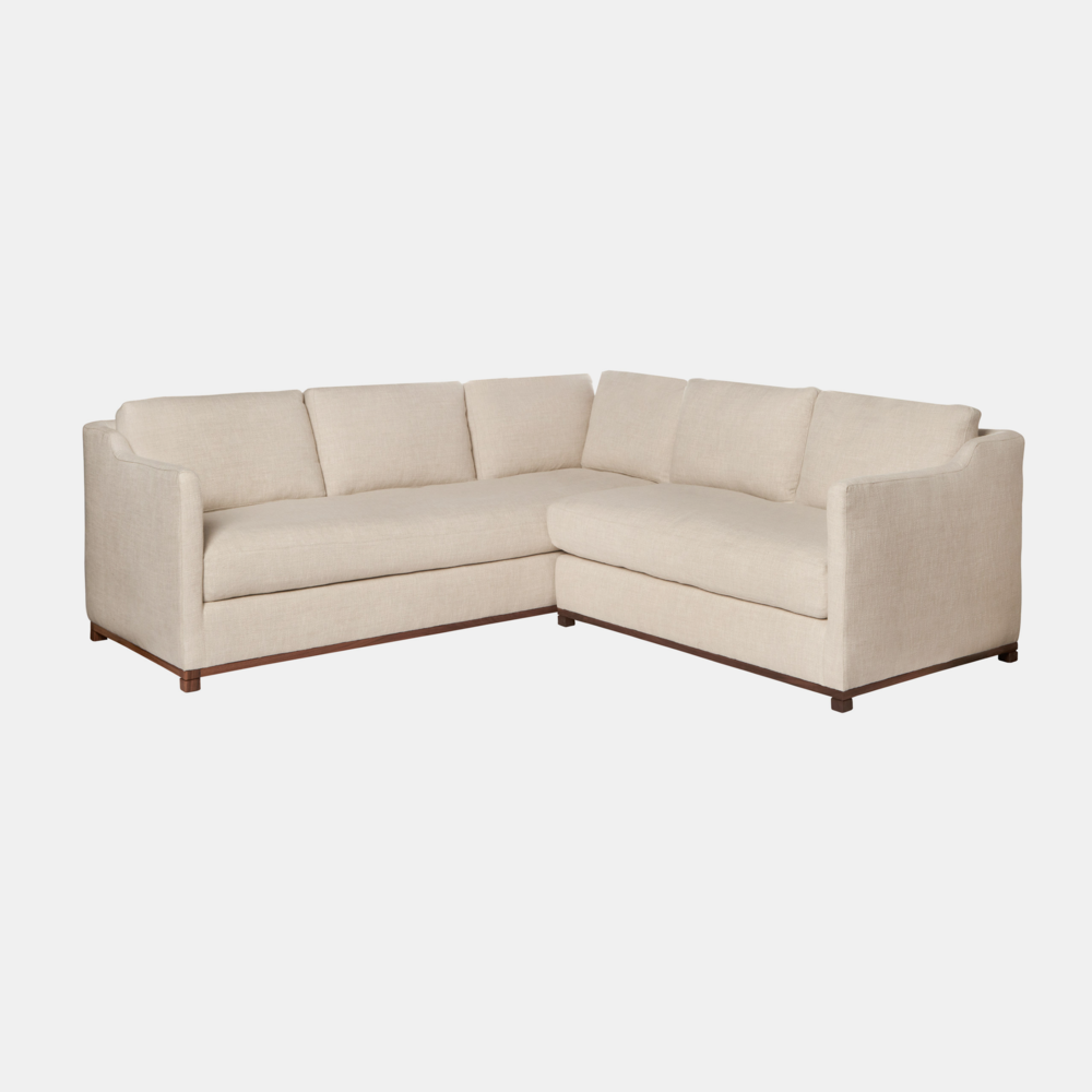 "Kardell Sectional  90""w x 30""h x 90""d"