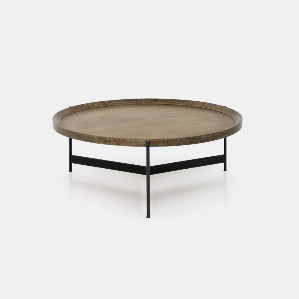 "Nathaniel Coffee Table  40""w x 40.25""d x 15.5""h SKU44019FHS"