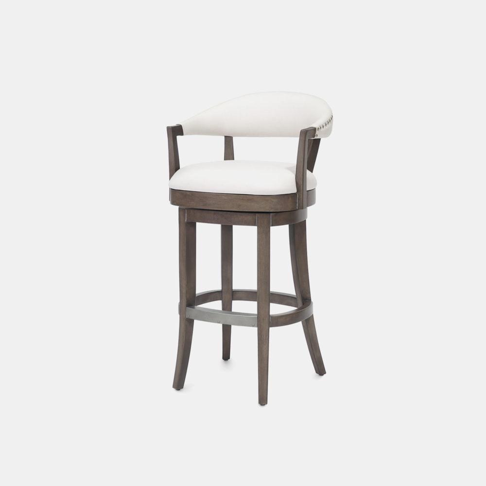 """Menlo Bar Stool  21.75""""w x 21.75""""d x 41""""h Available in 30"""" bar stool and 24"""" counter stool. SKU774PLK"""