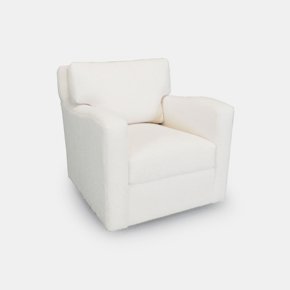 "Nico Chair  34""w x 39""d x 34""h SKU9933STN"