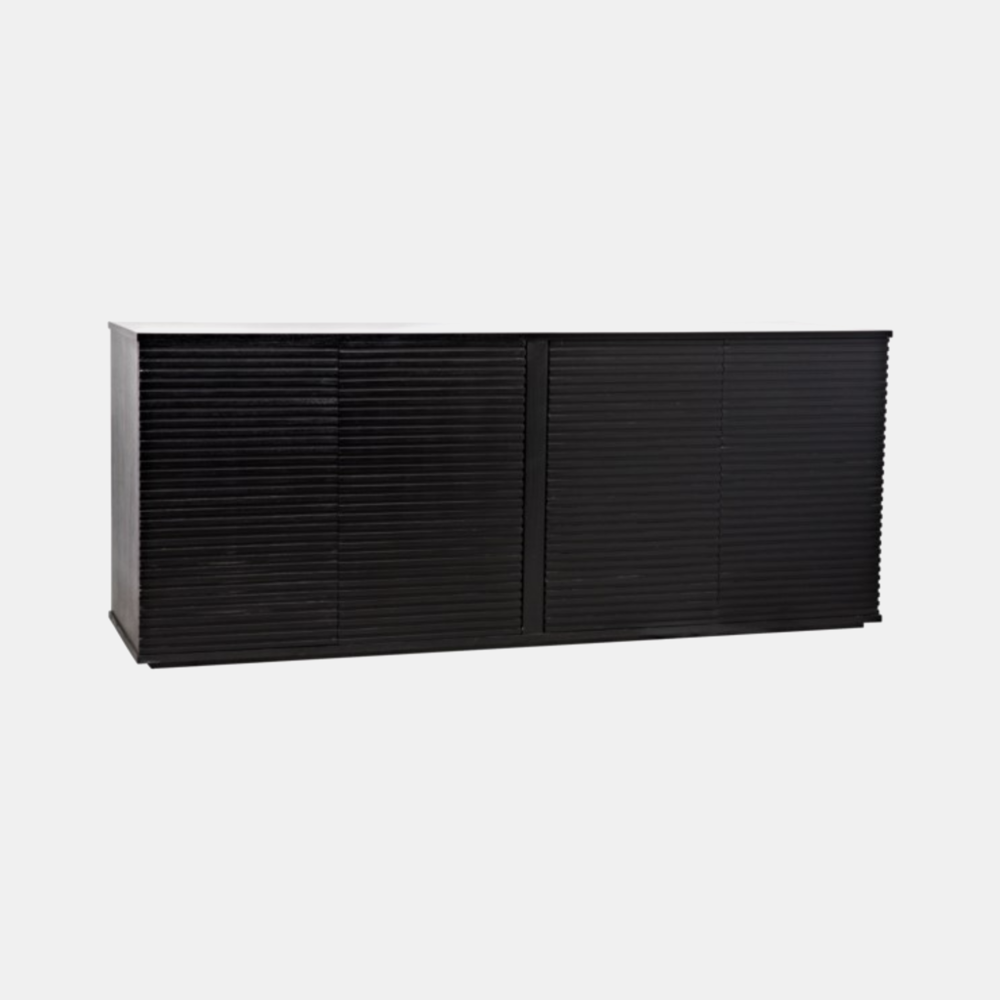 """Smith 4 Door Sideboard  74""""l x 22""""d x 30.5""""h Also available as 2-door 40""""l x 22""""d x 30.5""""h"""