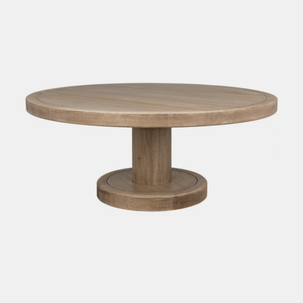 "Milena Coffee Table  48"" round x 20.5""h"