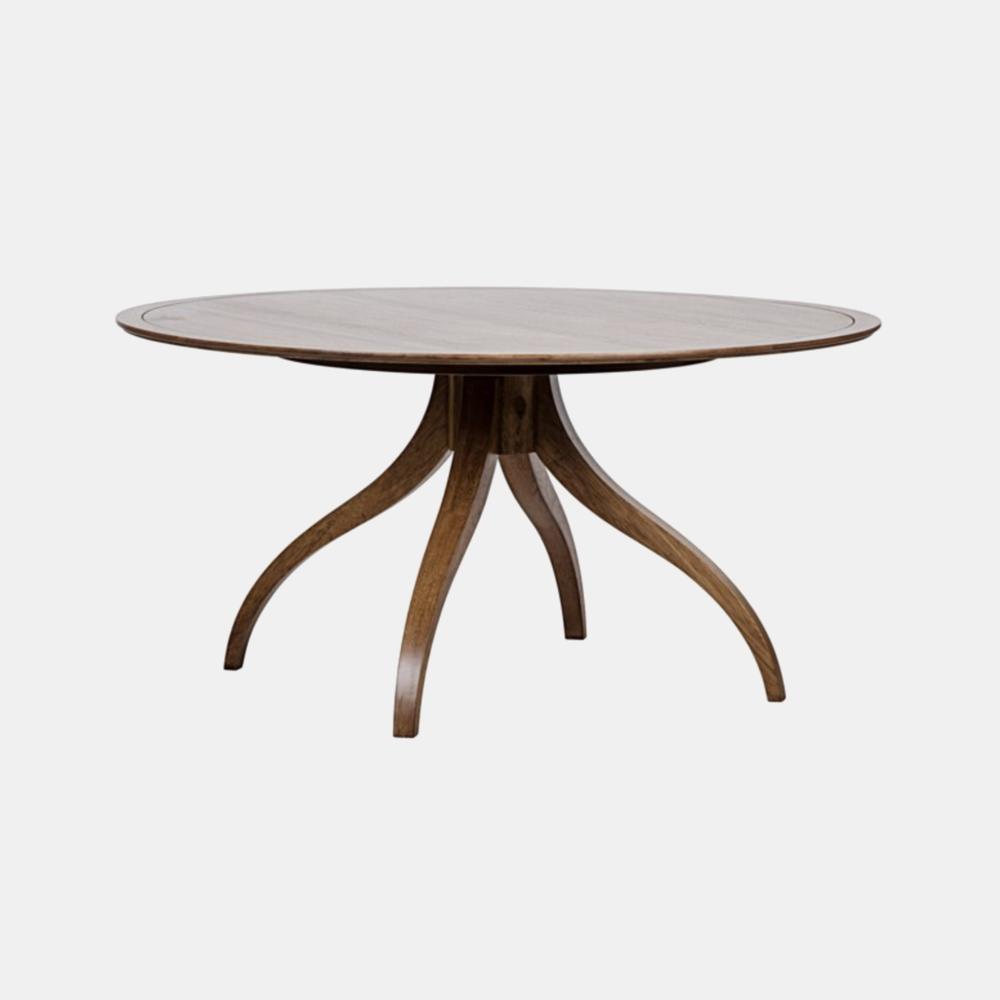 "Vera Dining Table  60"" round x 30""h"