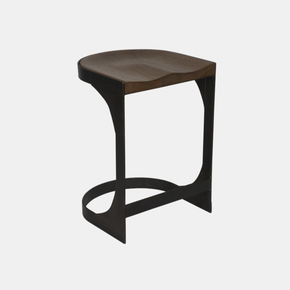 """Baxter Counter Stool  17""""w x 17""""d x 24""""h Also available as bar stool."""