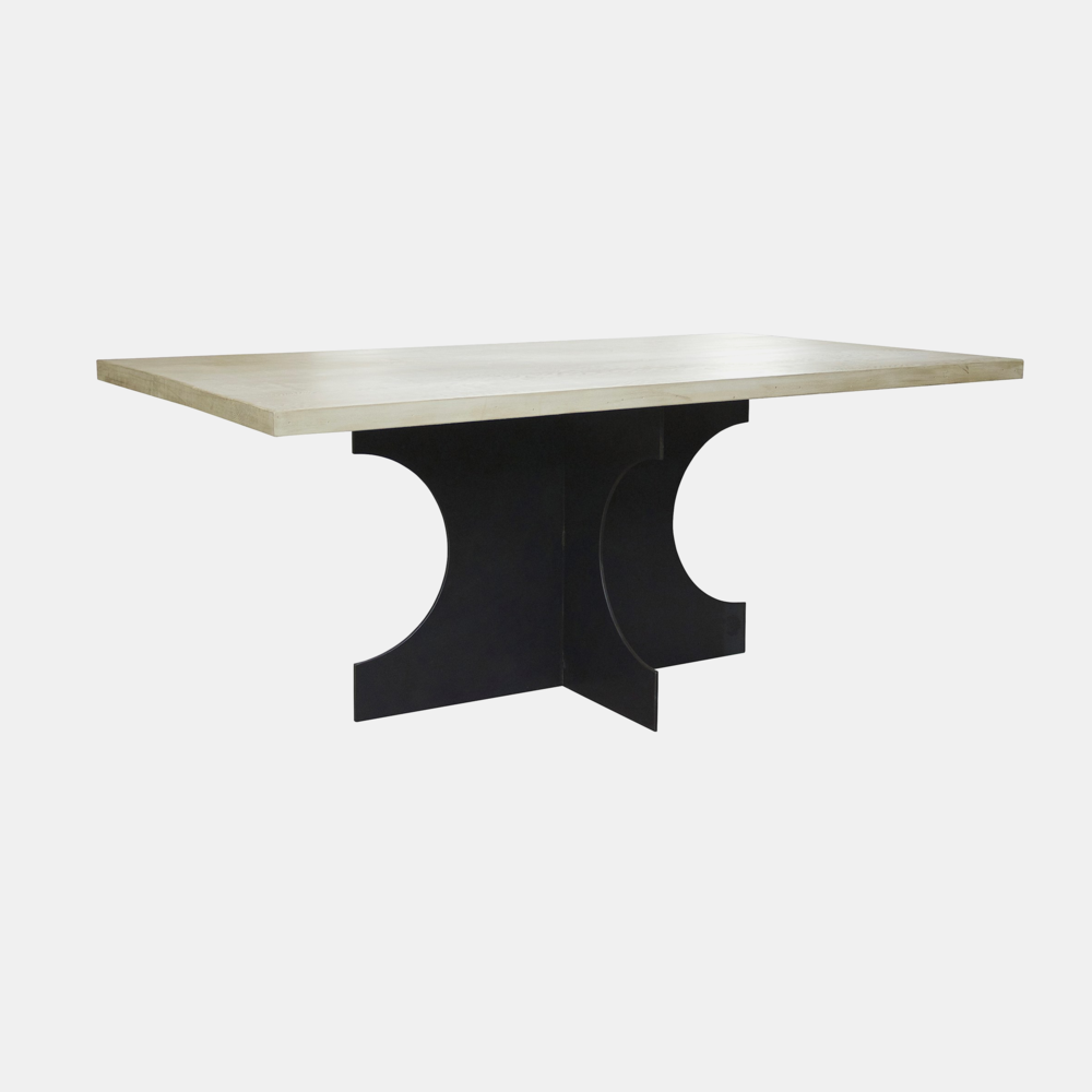 """Solid Dining Table  72""""l x 40""""w x 30""""h"""