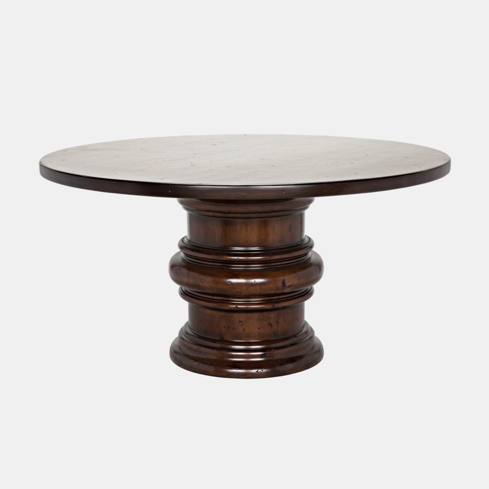 """Lora Dining Table  60""""round x 31""""h"""