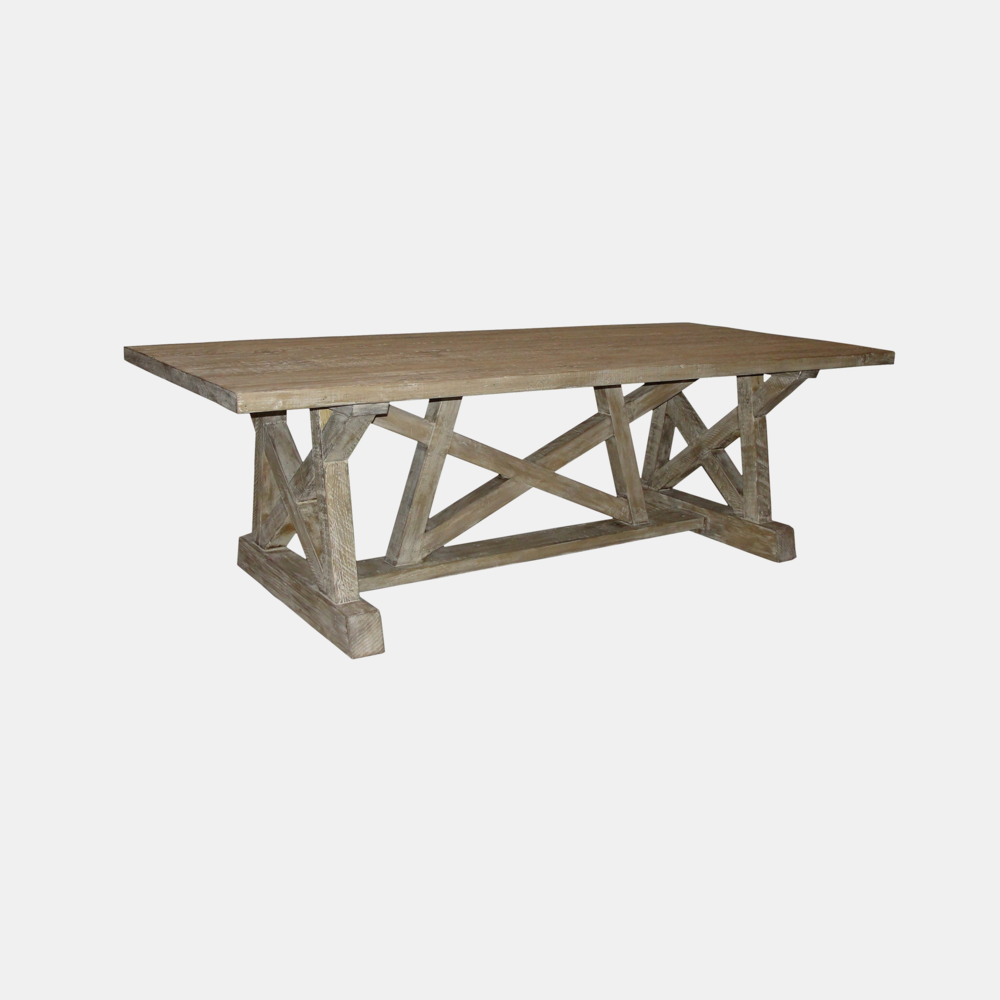 """Reclaimed Lumber Pentagon Dining Table  96"""", 108"""" or 144""""l x 44""""w x 30""""h"""