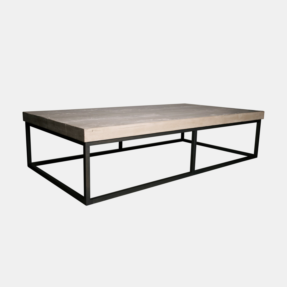 "Marin Coffee Table  68""l x 36""w x 16.5""h or 60""l x 32""w x 16.5""h  Also available as side table and console."