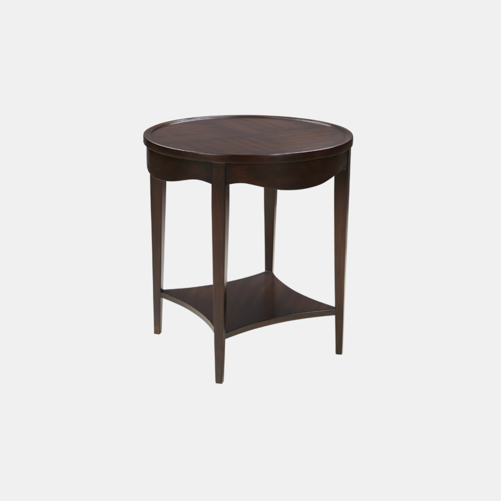 "Jasper Side Table  24"" round x 26""h"
