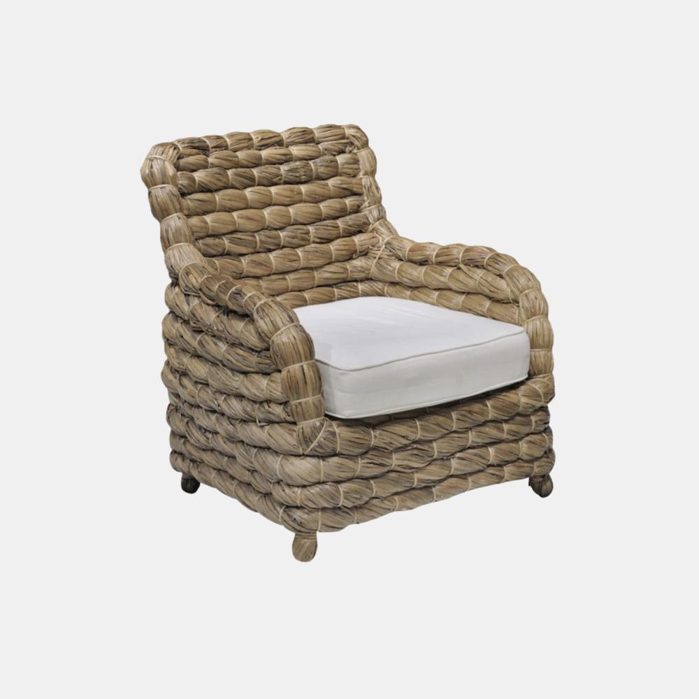 "St. Tropez Chair  31""w x 30""d x 34""h"