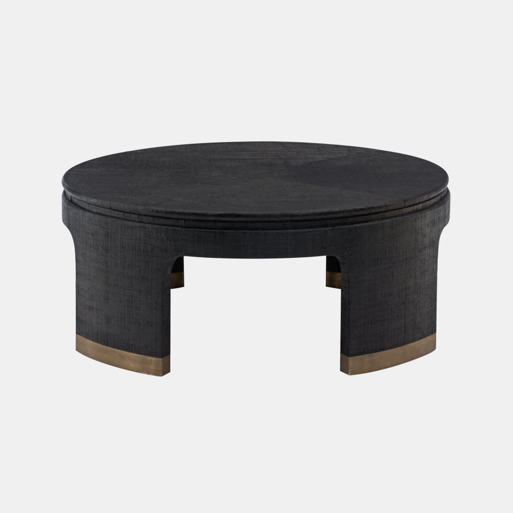 "Dubois Cocktail Table  44 1/8"" round x 18""h"