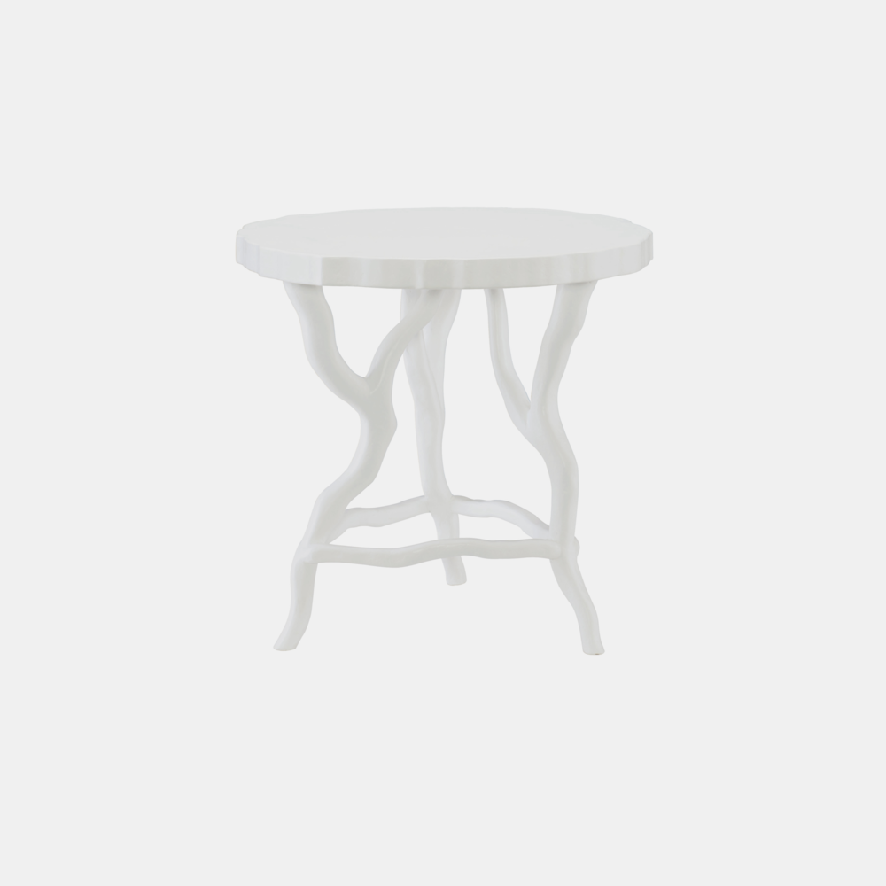 "Arbor Side Table  26"" round x 25""h"
