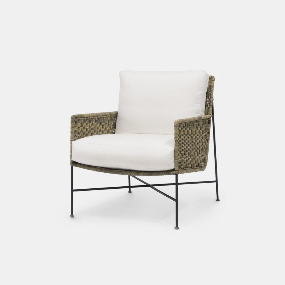 """Napa Lounge Chair  25.25""""w x 32""""d x 30.75""""h"""