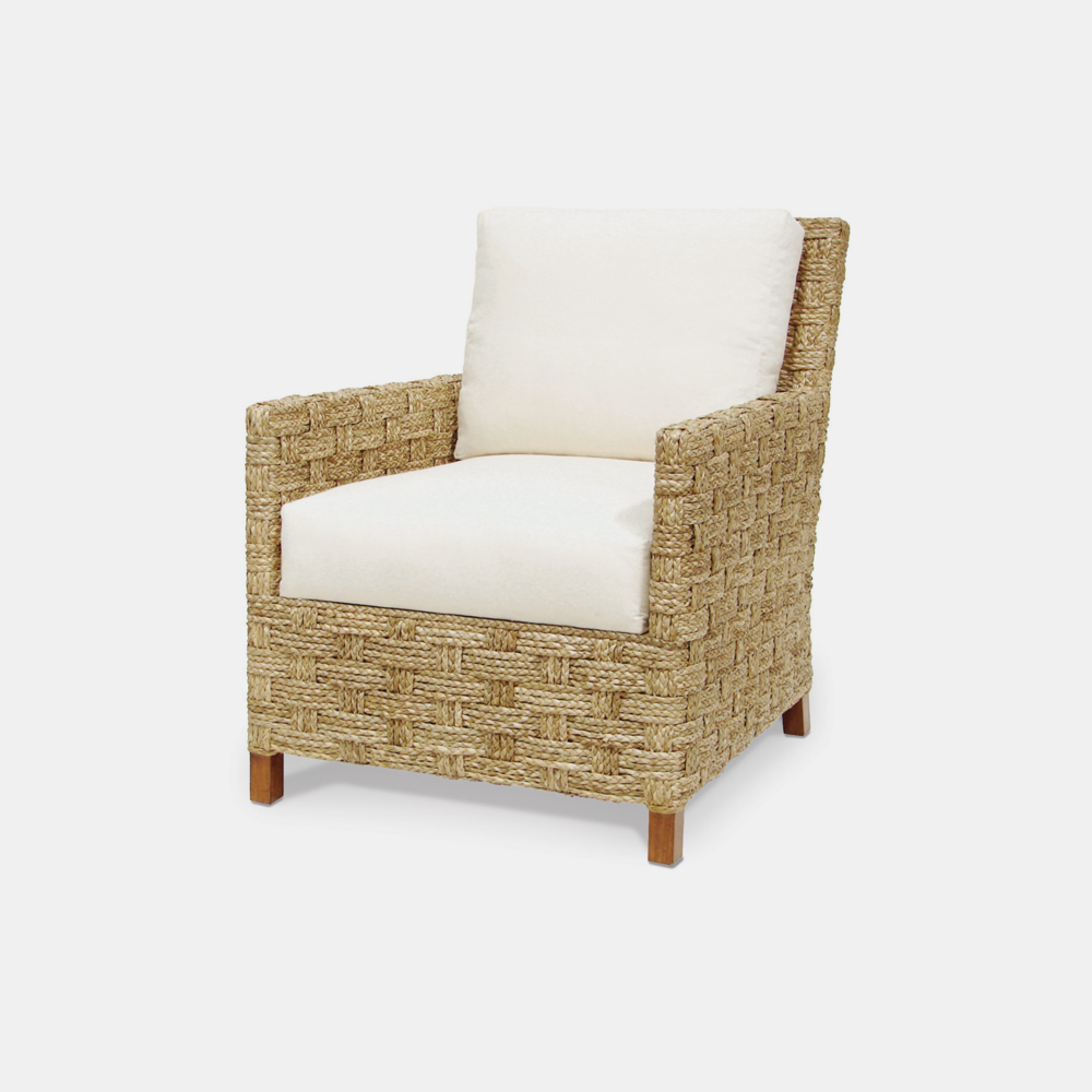 """Spa Occasional Chair  28.5""""w x 35""""d x 34""""h Also available as lounge chair and sofa."""