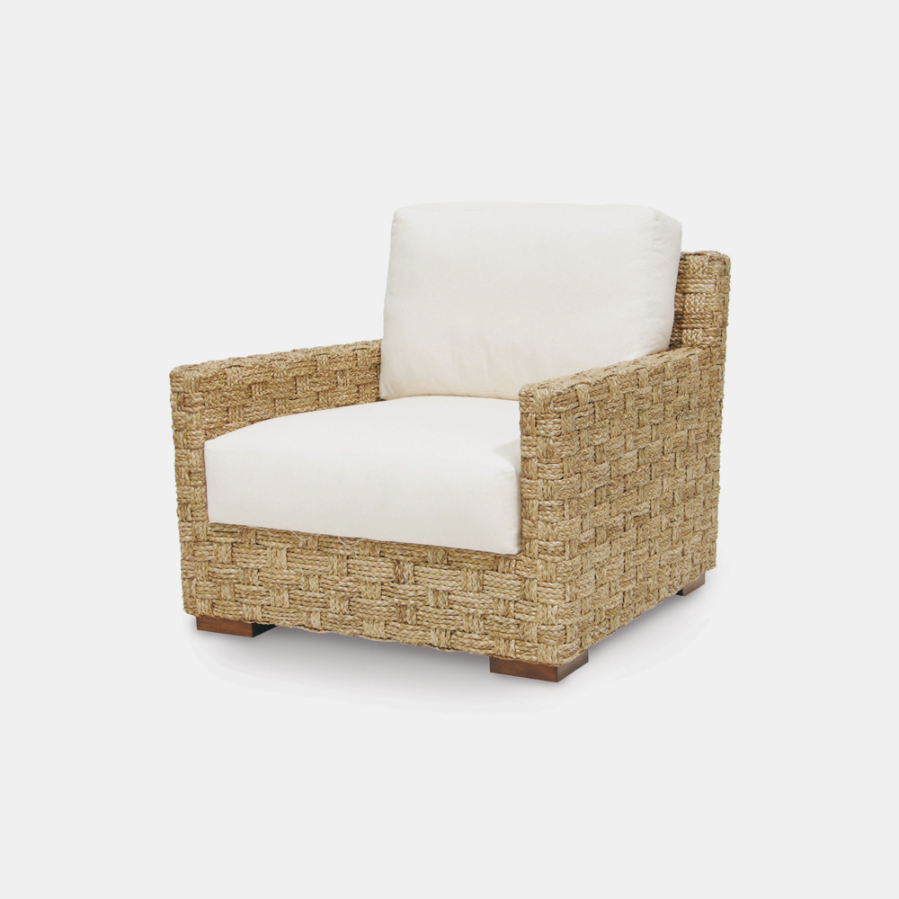 """Spa Lounge Chair  37""""w x 39""""d x 30.5""""h Also available as occasional chair and sofa."""