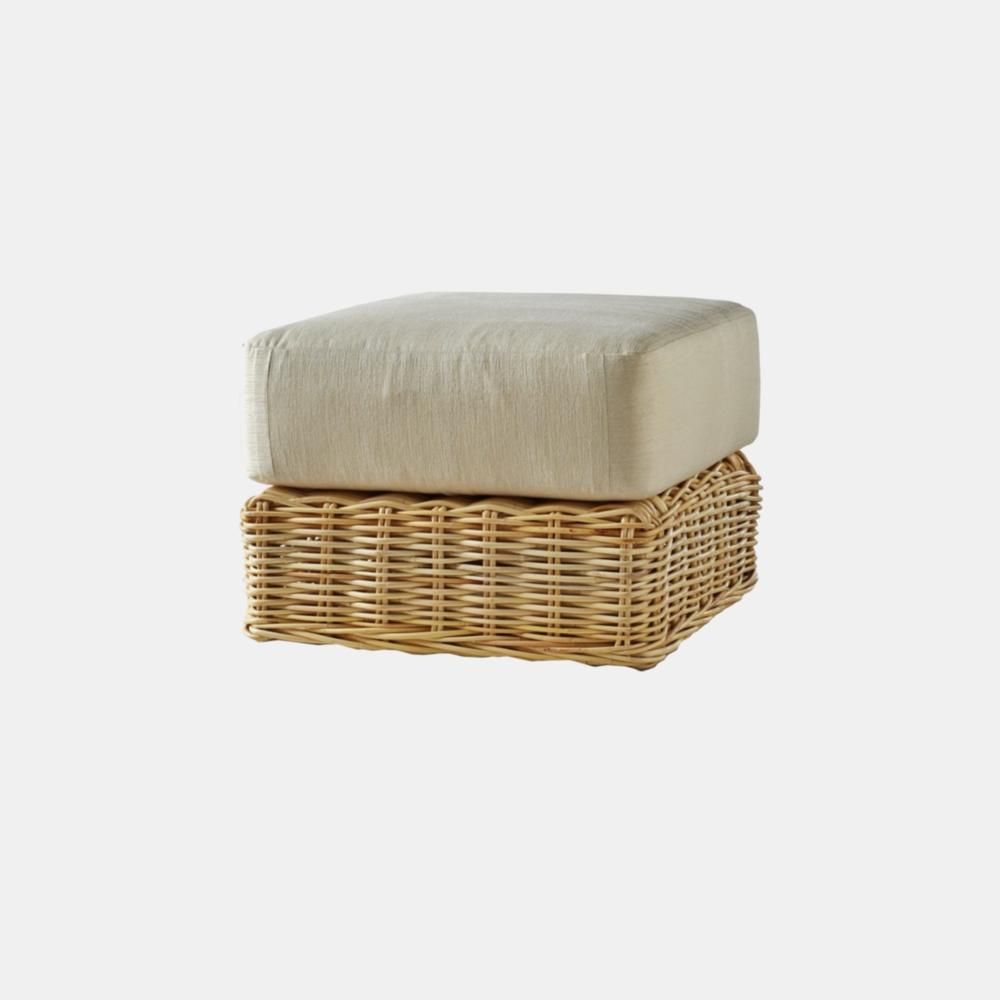 Heaslip Ottoman  34.5'' x 34.5'' x 18'' Also available as sofa.