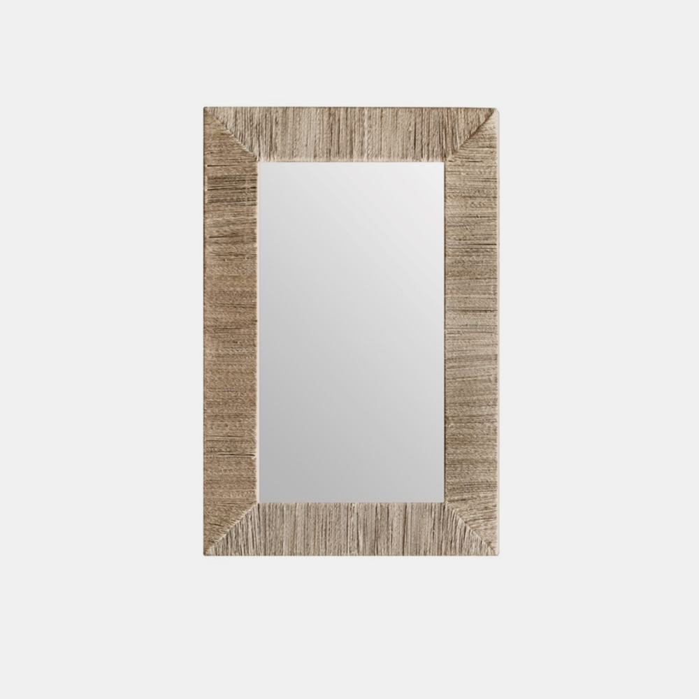 "Highball Rectangular Mirror  36.6"" x 24"""