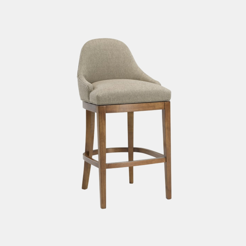 """Sterling Swivel Bar Stool  20""""w x 22.5""""d x 42""""h Also available as counter stool."""