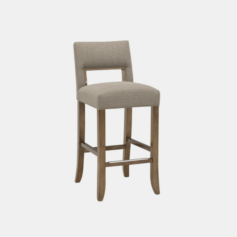 """Sunrise Bar Stool  19""""w x 24""""d x 43""""h Also available as counter stool."""