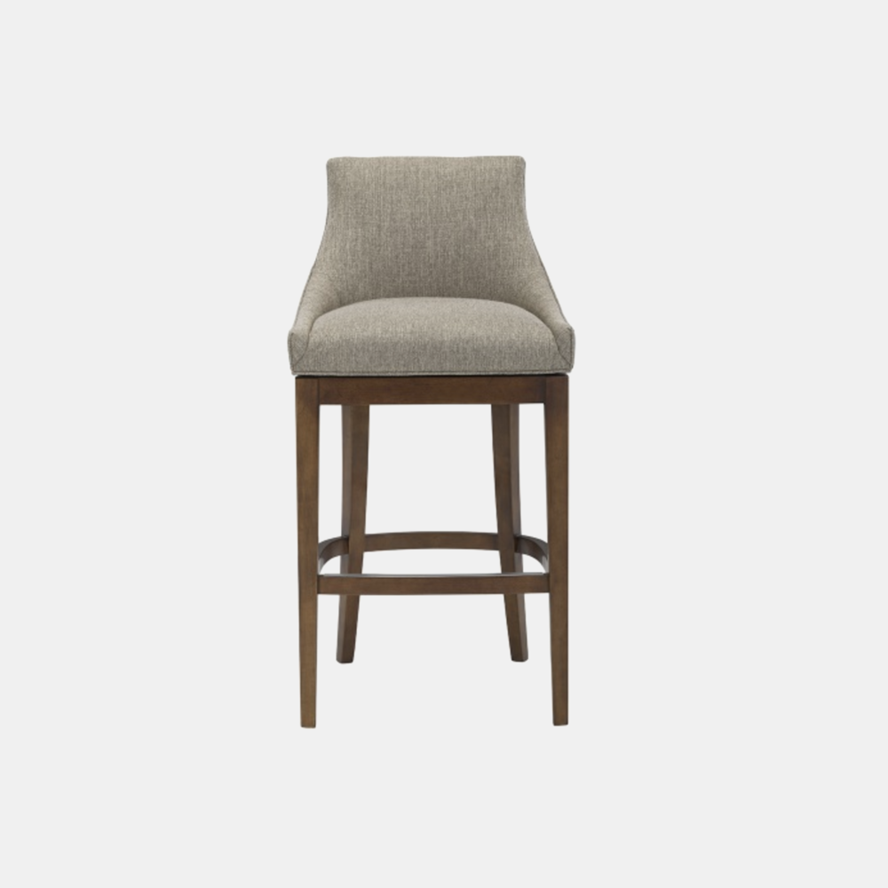 """Winnabow Swivel Bar Stool  20""""w x 22.5""""d x 41.5""""h Also available as counter stool."""