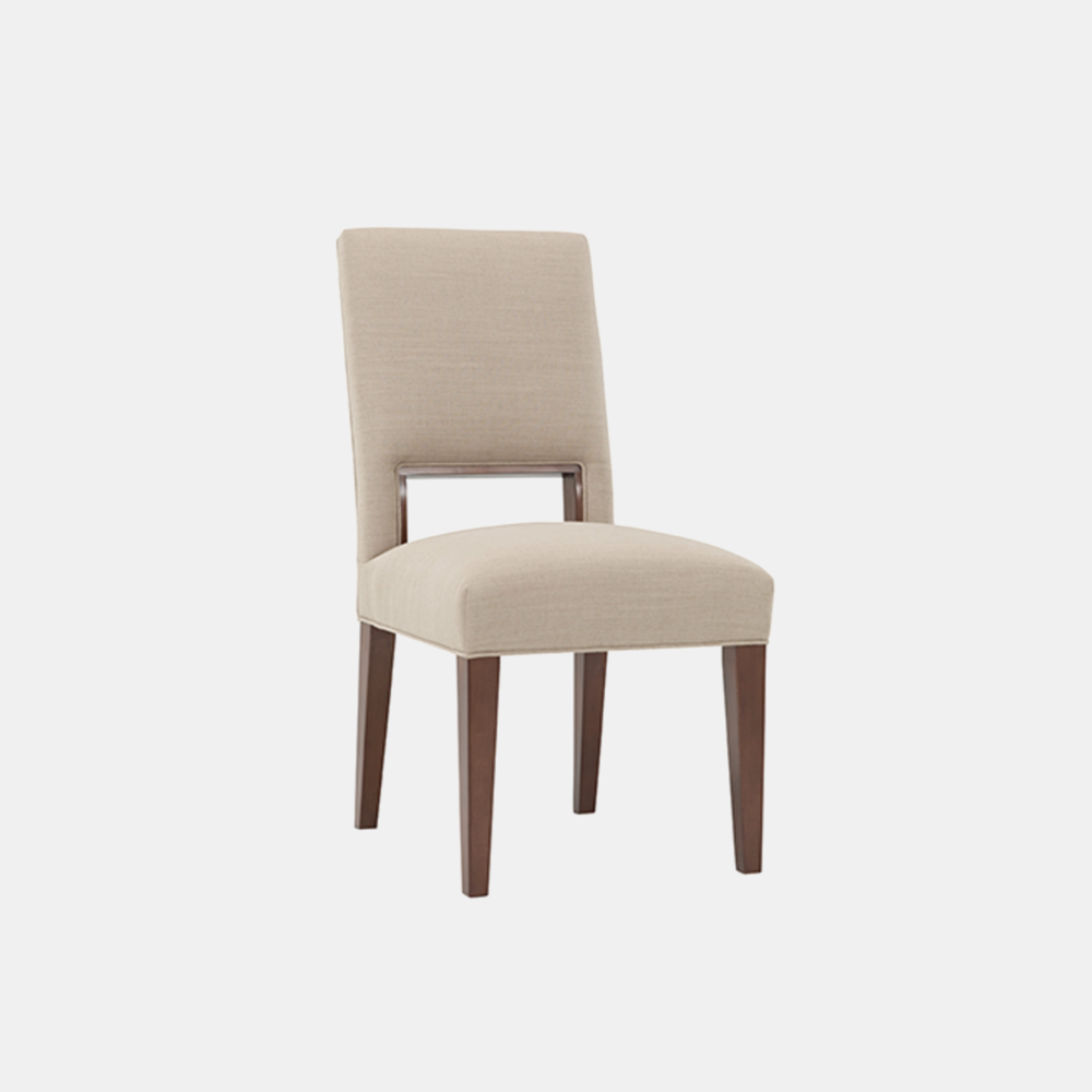 """Davos Side Chair  19.5""""w x 26.5""""d x 39""""h"""
