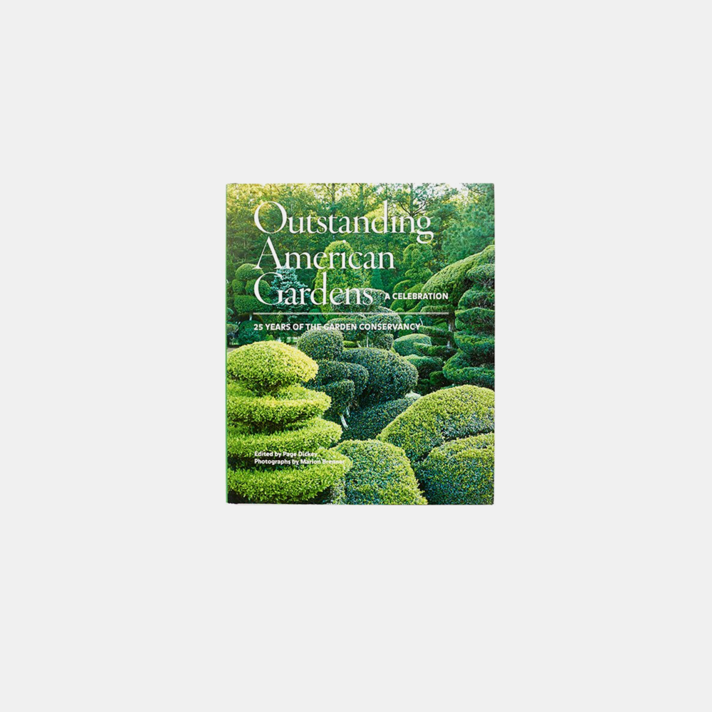 Outstanding American Gardens: A Celebration: 25 Years of the Garden Conservancy   Page Dickey