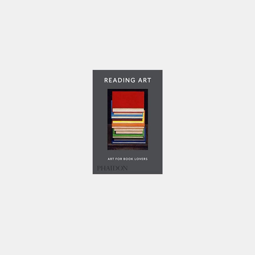 Reading Art: Art for Book Lovers   David Trigg
