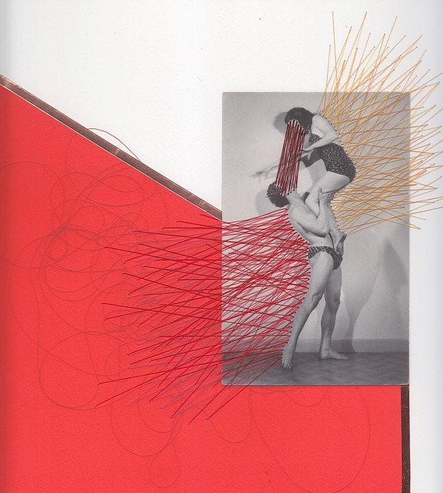 LE LOUP ACROBATEavec Maurizio Anzeri - 19 Septembre 2018Editeur : Galerie Virgile Legrand30 pages