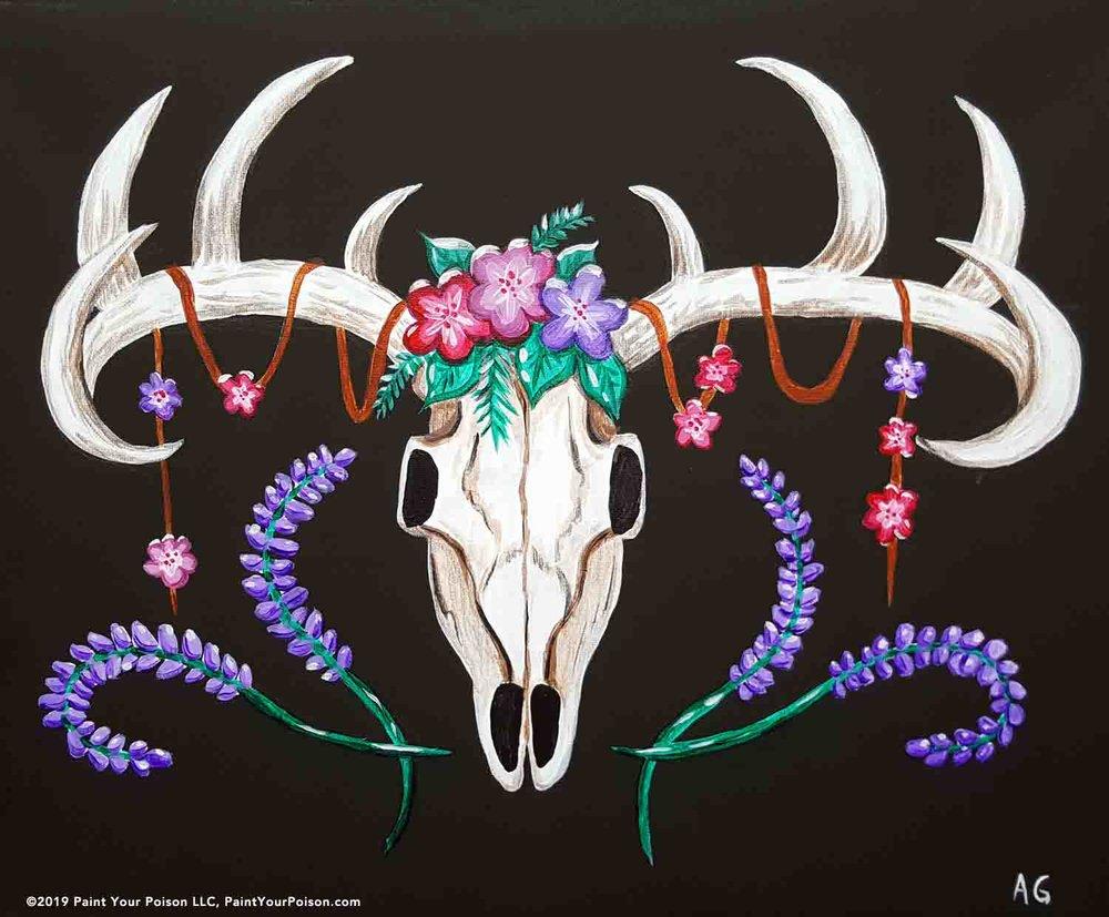 Deer Skull Wreath SMALL.jpg