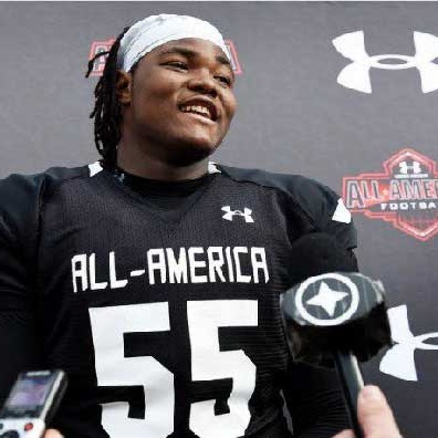 Under Armour All American - Recipient of Under Armour All-American MVP Award
