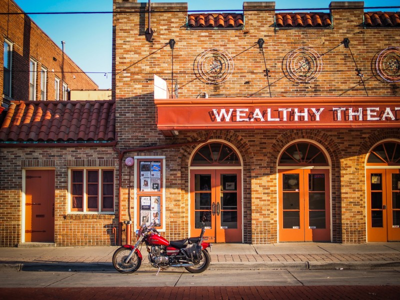Wealthy Theatre Today