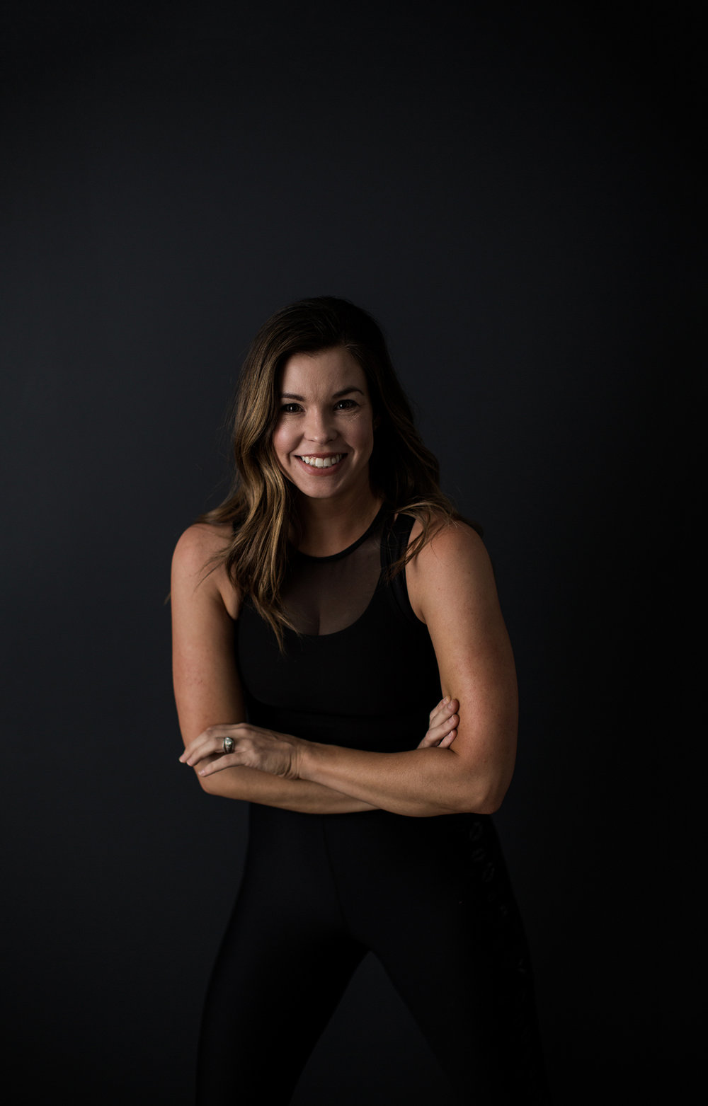 ASHLEY FOLMAR - With a bachelor's degree in nutrition science, Ashley has always had a passion for overall health and wellness. Ashley's love for a good sweat, dance party and heart-pumping music made teaching at Three15 a perfect fit. This mom of three loves speed, big beats, embracing the burn and encouraging every rider in the studio! With a combination of rhythm and resistance, she strives to inspire riders to find connection and strength, while letting go and having fun. Most importantly, Ashley believes it is all about showing up and challenging yourself.Ashley is dedicated to growing the Three15 family. She hopes to continue to inspire this community to nurture their bodies and minds through nourishing food and fitness. Favorite moves on the bike: Pushups, Taps, Double Beat + Shoulder Taps Go- to move at the barre: Triple 90 with a ball or resistance bandArtists you can expect to hear in my class: David Guetta, Don Diablo, Flo Rida, Beyoncé and the occasional 90s-2000s hip-hop In Birmingham, you can find me hanging: At a local park or restaurant with her husband wrangling 3 small monsters (with a beverage in hand...if not buy her one) Cheers!