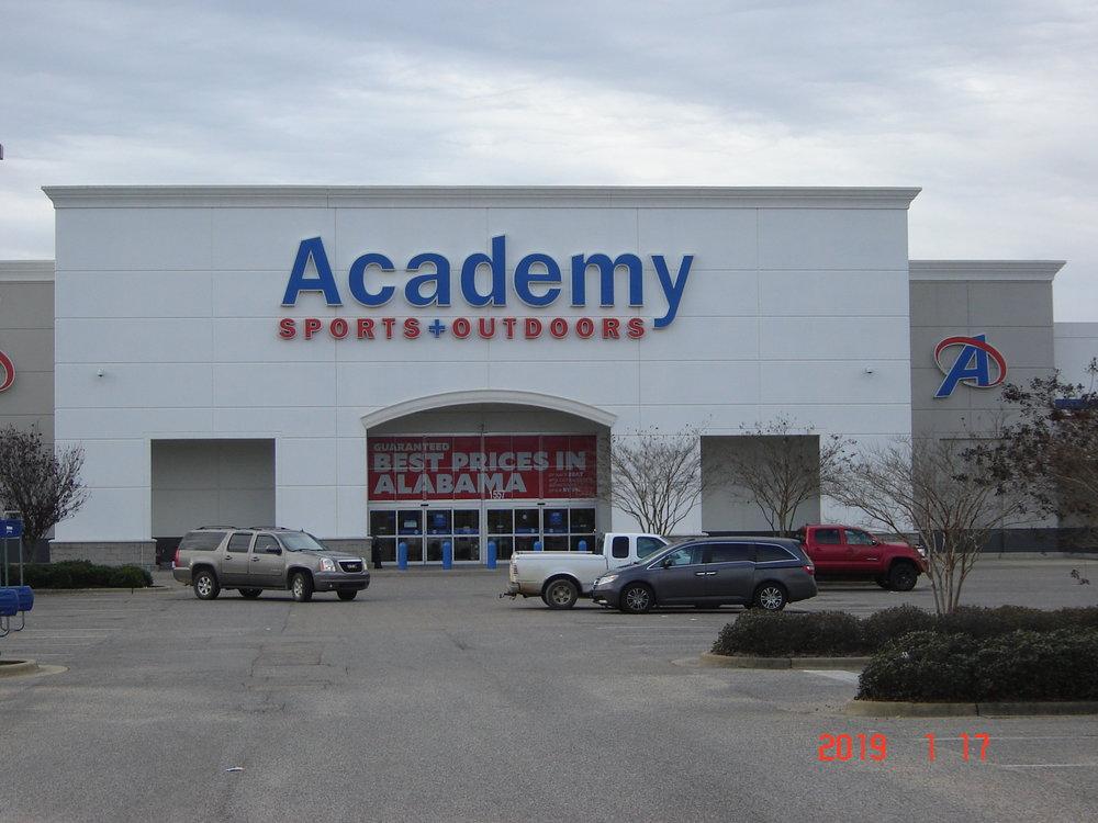 Academy - Montgomery, Alabama