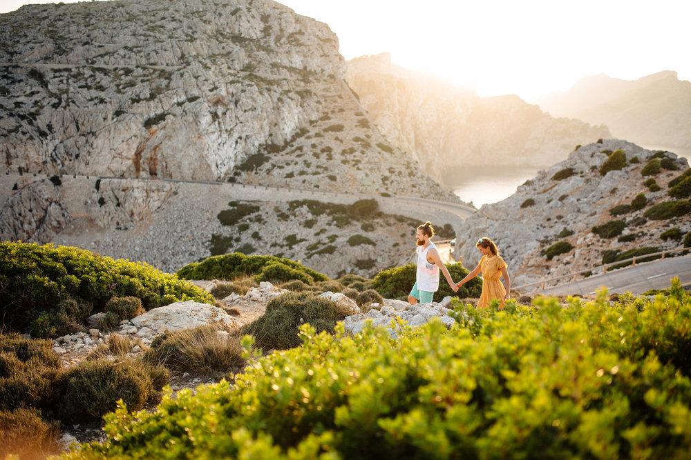 Paarshooting auf Mallorca -