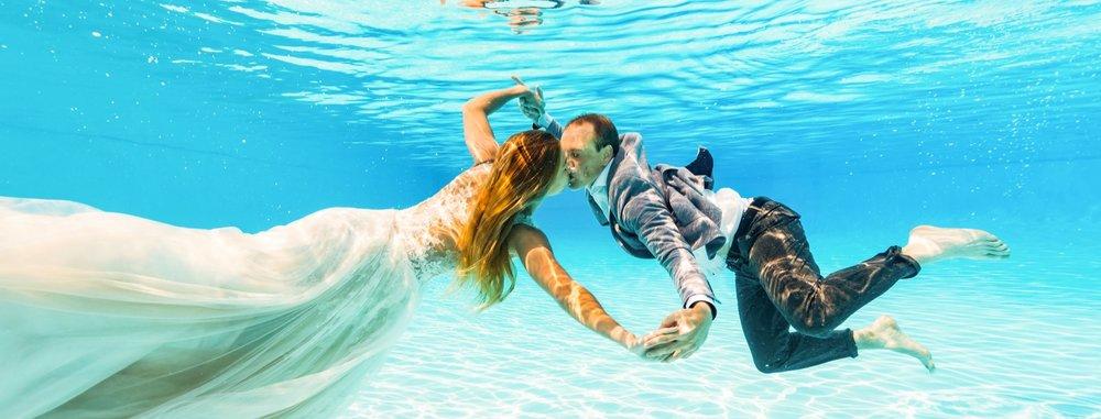 Unterwasser -