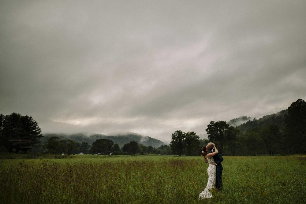 Wedding at Mast Inn Farm Boone, NC Photographer