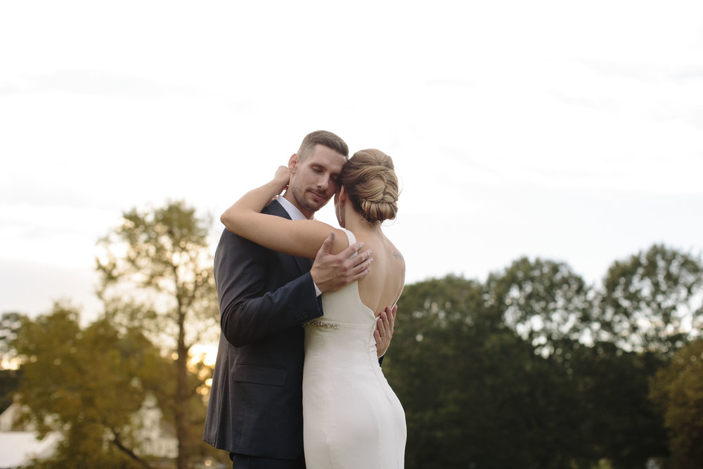 Wedding at The Oaks at Salem Apex, NC Raleigh, NC Photographer