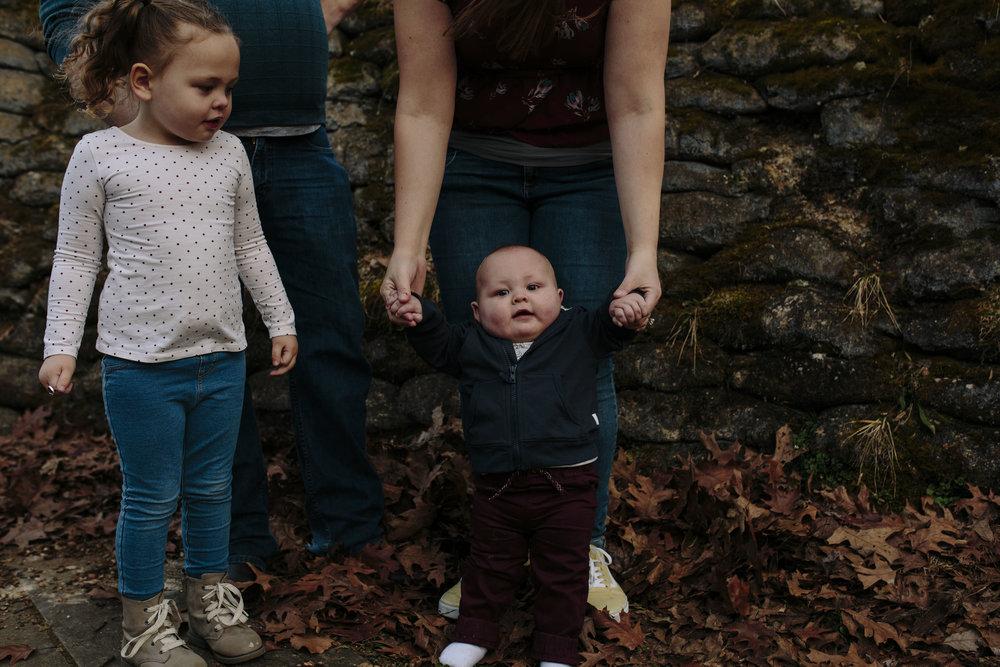 Croy family // Richmond Virginia family photography session